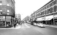 Kilburn, High Road C1965