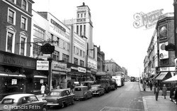 Kilburn, State And High Road C1965