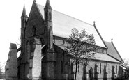 Kings Lynn, St John's Church 1898