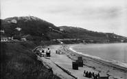 Kingstown, Killiney Head 1897