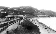 Kingstown, Killiney Head And The Station 1897