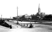 Kingstown, Queen's Road 1897