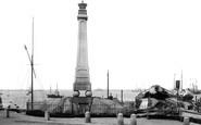 Kingstown, The Obelisk 1897