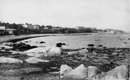 Kingstown, View From Salthills Station 1897