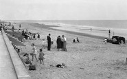 Photo of Kinmel Bay, Beach c1950