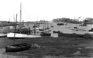 Kinmel Bay, the Harbour 1939