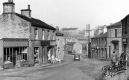 Kirkburton, North Road c1950