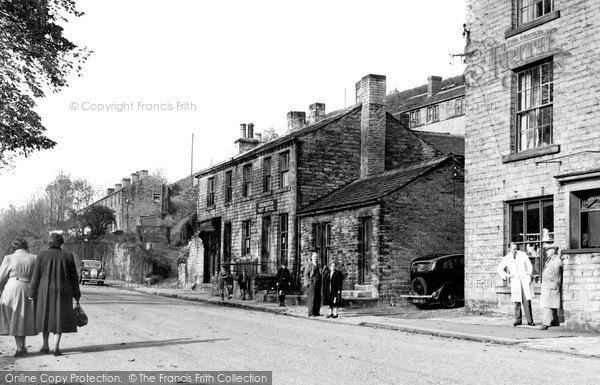 Kirkburton, North Road c.1955