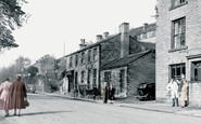 Kirkburton, North Road c1955
