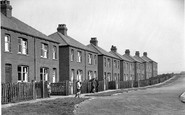 Kirkburton, the Crescent, Tunshaw c1950