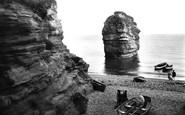 Ladram Bay, 1918