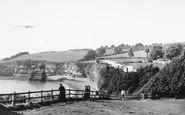 Ladram Bay, c.1955