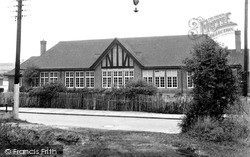 Laindon, School c1955