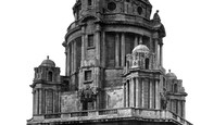 Lancaster, Ashton Memorial, Williamson Park c.1955
