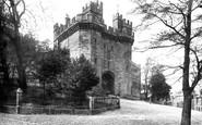Lancaster, Castle c.1885
