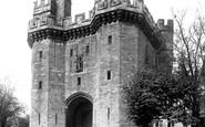 Lancaster, Castle Gateway 1896