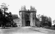Lancaster, Castle Gateway c.1885