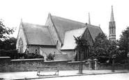 Lancaster, Christchurch  1891
