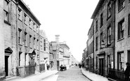 Lancaster, Church Street 1886