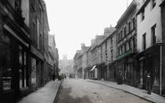 Lancaster, Church Street 1896