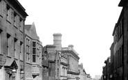 Lancaster, Church Street c.1885