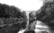 Lancaster, Deep Cutting Bridge 1891