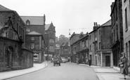 Lancaster, King Street c.1955