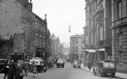 Lancaster, Market Lane c.1955