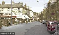 Lancaster, Market Street c.1950