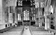 Lancaster, Parish Church, King's Own Memorial Chapel 1927