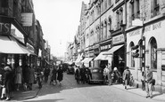 Lancaster, Penny Street c.1950