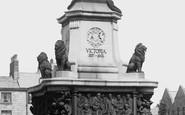 Lancaster, Queen Victoria Monument 1912