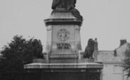 Lancaster, Queen Victoria Statue c.1955