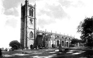 Lancaster, St Mary's Church 1903
