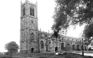 Lancaster, St Mary's Church 1912