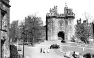 Lancaster, The Castle c.1950