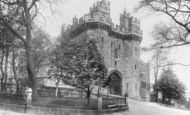 Lancaster, The Castle Gateway 1896