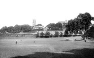 Lancaster, The Cricket Ground 1918