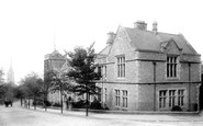 Lancaster, The Grammar School 1896
