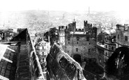 Lancaster, View From Castle 1927