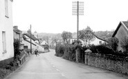Landkey, Barnstaple Road c1955