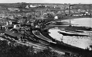 Photo of Larne, the Harbour c1900