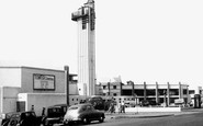 Lee on the Solent, Lee Tower c1955