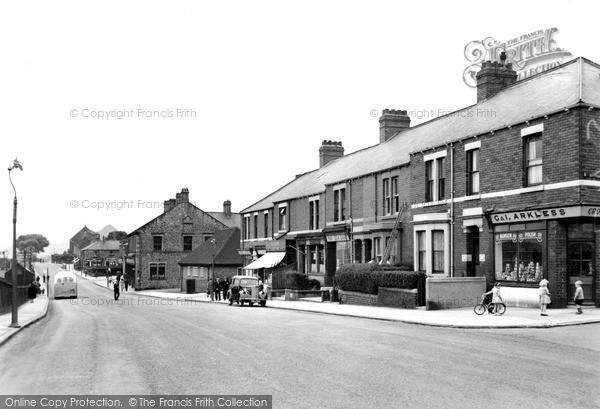 Lemington, Tyne View C.1950