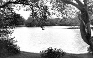 Leytonstone, Hollow Pond c1955