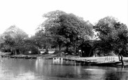 Leytonstone, Whipps Cross Hollow Pond 1903