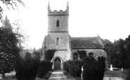 Little Sodbury, St Adeline's Church 1902
