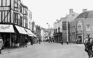 Littlehampton, High Street c.1950