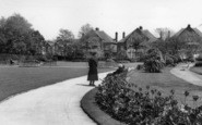 Littlehampton, Marine Gardens c.1955