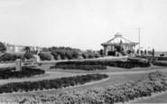 Littlehampton, Pavilion Gardens c.1955